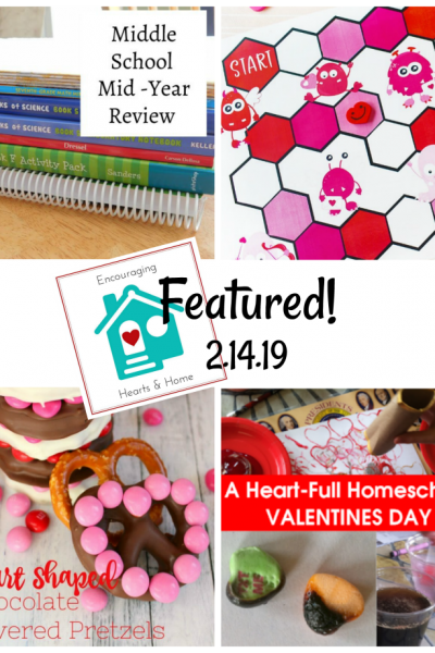 Encouraging Hearts & Home Blog Hop 2.14.19 featured at ApronStringsOtherThings.com