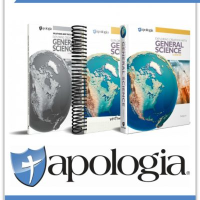 Teaching General Science with Apologia {A Review}