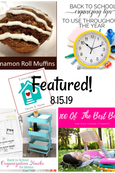 Encouraging Hearts & Home Blog Hope Featured 8.15.19 at ApronStringsOtherThings.com