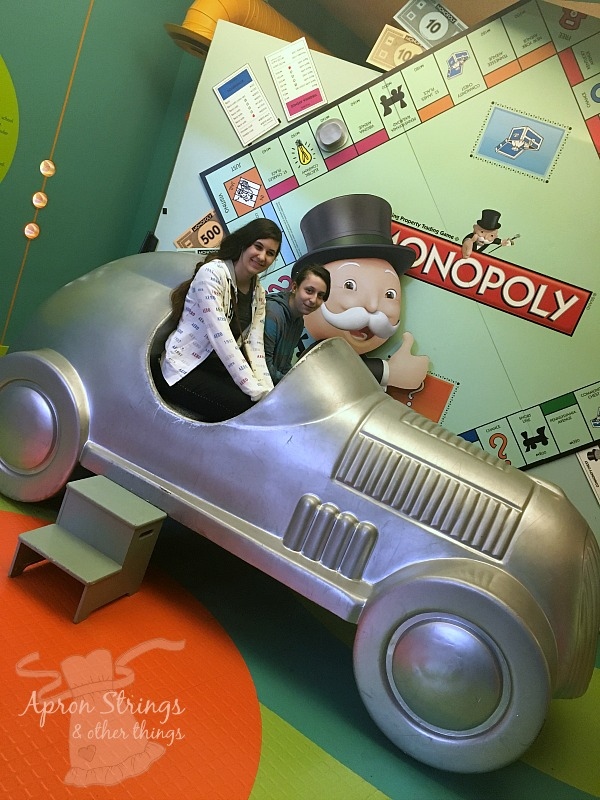 who was milton bradley toy exhibit monopoly at ApronStringsOtherthings.com