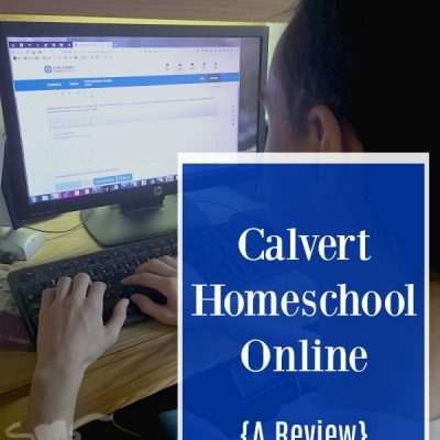 Calvert Homeschool Online {A Review}