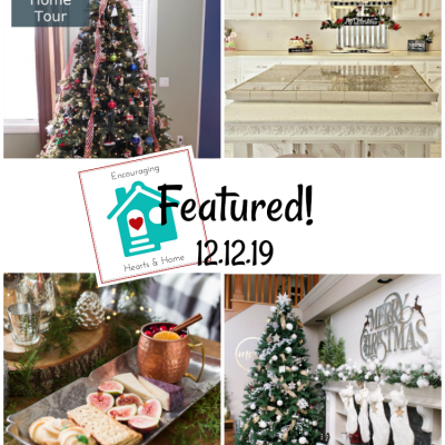 Encouraging Hearts & Home Blog Hop 12.12.19