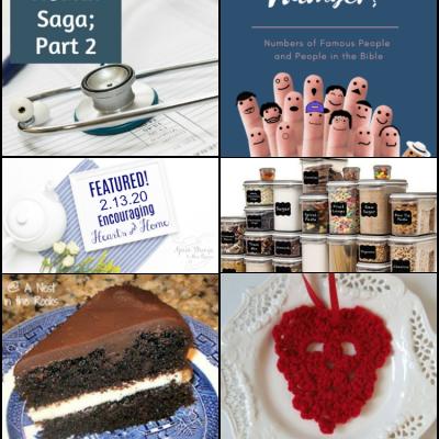 Encouraging Hearts & Home Blog Hop 2.13.20