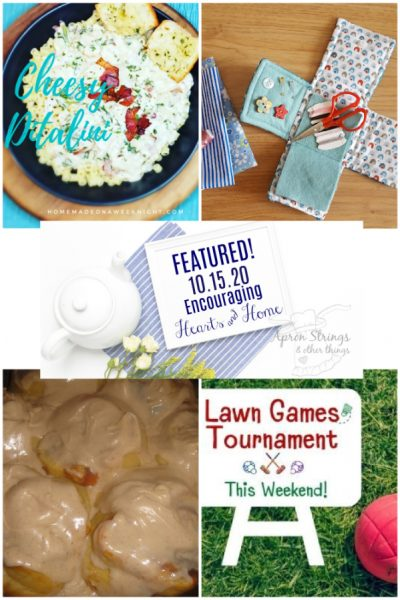 encouraging house home blog hop featured 10.15.20 at apronstringsotherthings@gmail.com