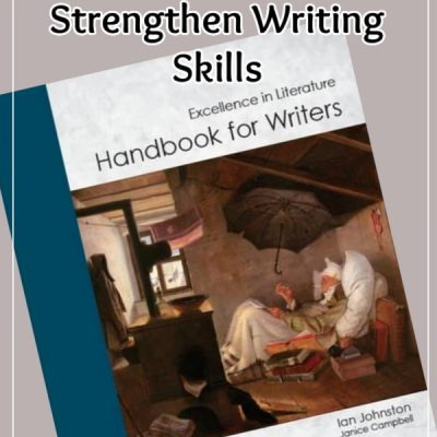 Excellence in Literature Handbook for Writers – a review