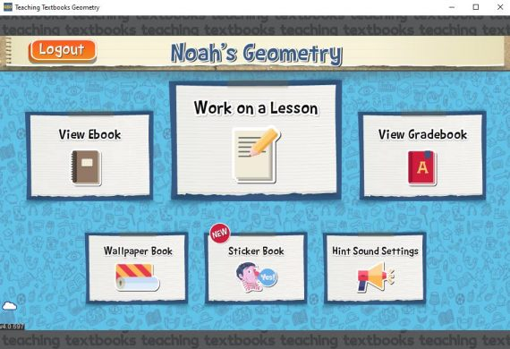 teaching textbooks 4.0 geometry student home at apronstringsotherthings.com