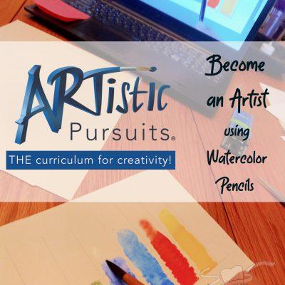 ARTistic Pursuits {a review}