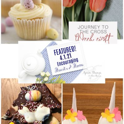 Encouraging Hearts & Home Blog Hop 4/1/21
