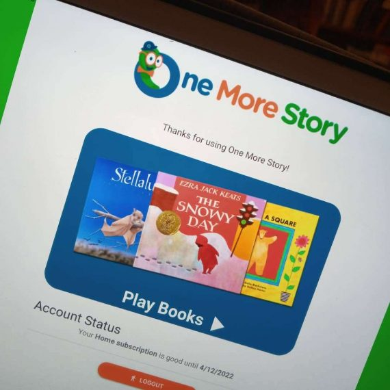 one more story books review at apronstringsotherthings.com