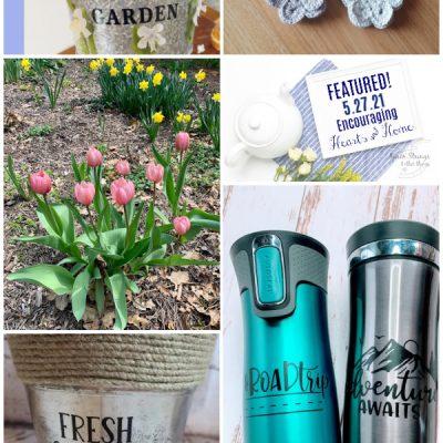 Encouraging Hearts & Home Blog Hop 5/27/21