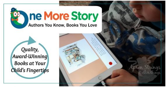one more story read aloud app at apronstringsotherthings.com