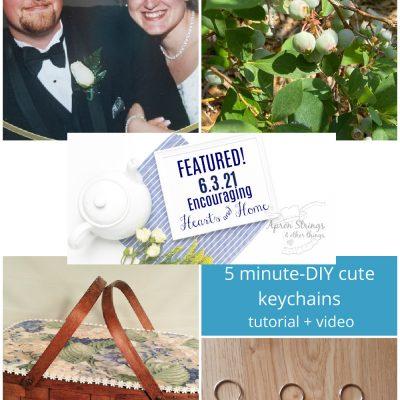 Encouraging Hearts & Home Blog Hop 6/3/21