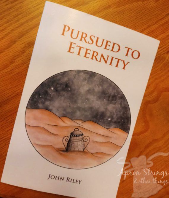 pursued to eternity book review john riley at apronstringsotherthings.com
