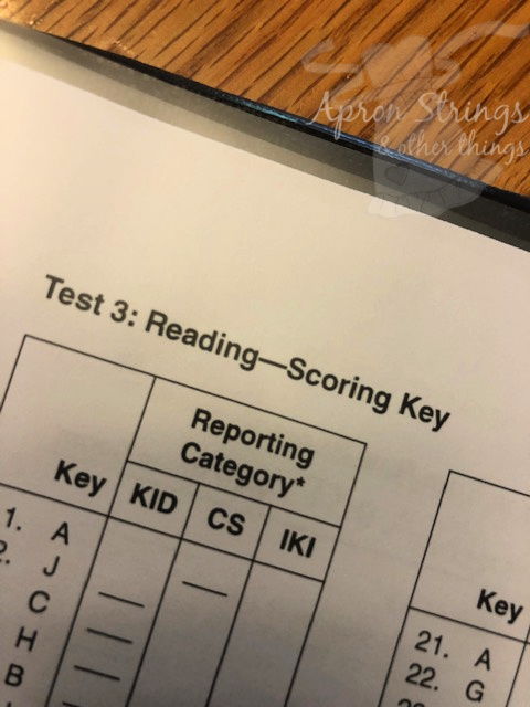 act mom online class test prep scoring key at apronstringsotherthings.com