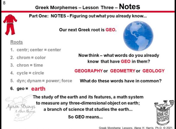 its not greek to me slideshow morphemes 2 at apronstringsotherthings.com