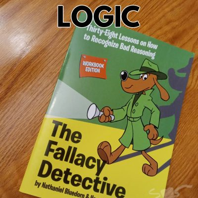 The Fallacy Detective {a review}