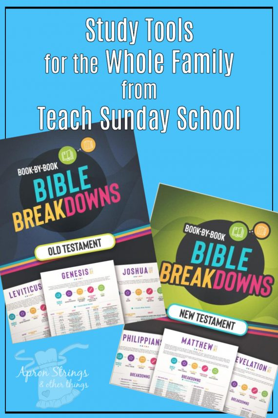 bible study book by book bible breakdowns teach sunday school at apronstringsotherthings.com